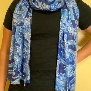 Ralph Lauren silk scarf women's